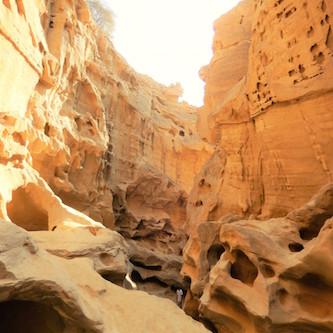 Chahkuh Canyon
